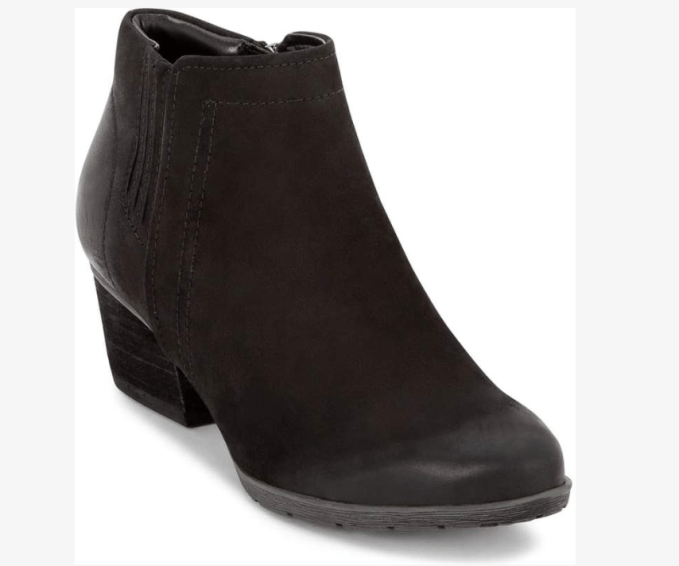 Shoes you need in your closet- Booties. Booties need to be waterproof.