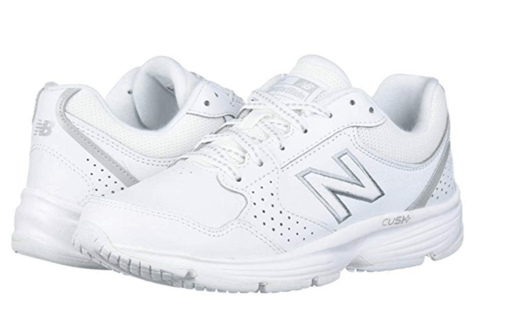 Comfortable right out of the box New Balance 411 are the shoe of choice if you have foot problems
