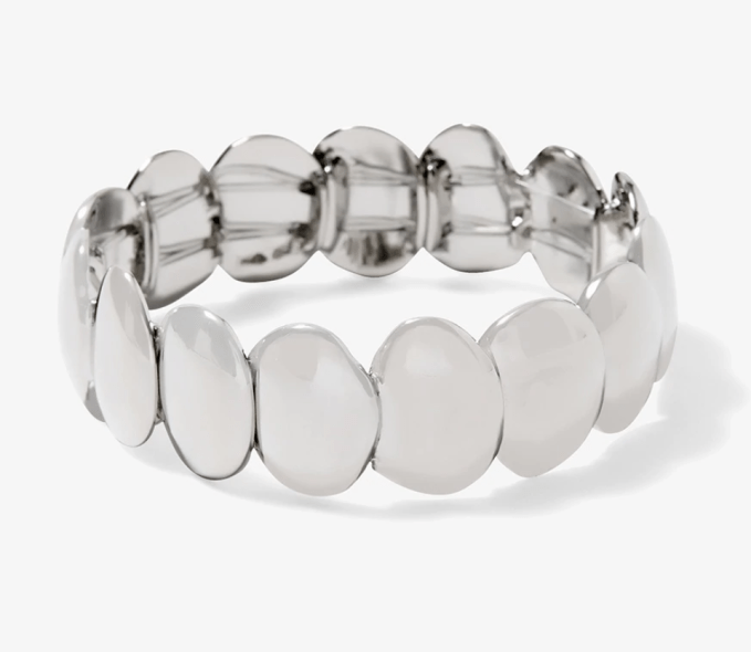 Oval Layer Stretch Bracelet