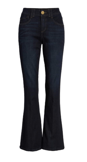 What to wear for Thanksgiving Dinner- comfortable pants! My favorite are the Wit & Wisdom Itty Bitty Bootcut jeans from Nordstrom