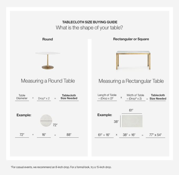 How To Create A Picture Perfect Thanksgiving Table-start with measuring