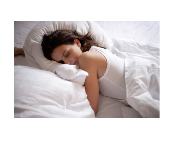 Quality night sleep help detox the body and strengthen your immune system