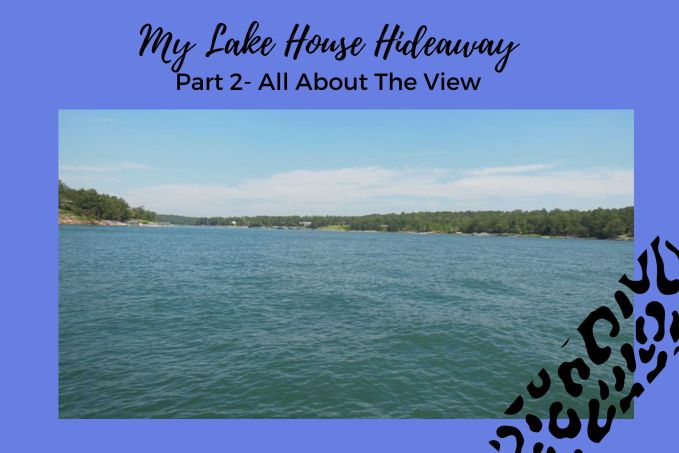 My Lake House Renovation- All About The View