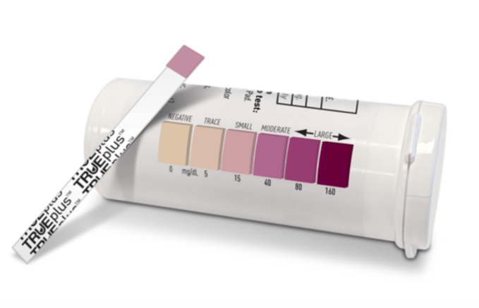 Check your morning ketones after dining out to see if you are still in ketosis