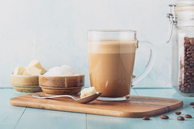 Start your morning with Bulletproof Coffee for mental clarity