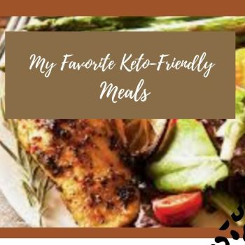 keto friendly meals