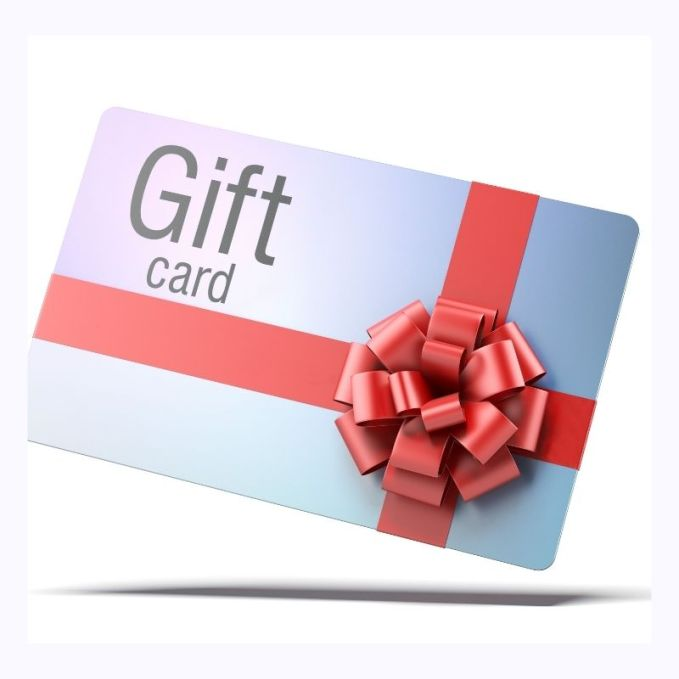 Warning about gift cards.  Make sure you choose a business that will not be bankrupt in the new year