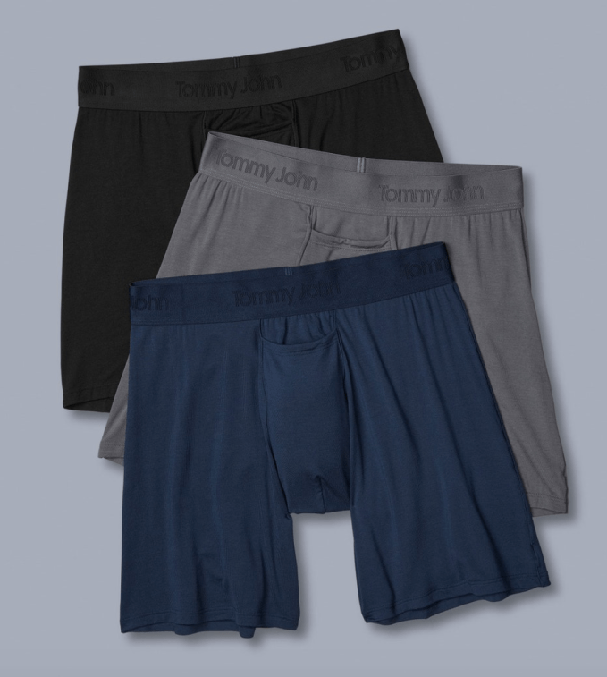Holiday Gift Idea- Tommy John's Relaxed Fit Boxers