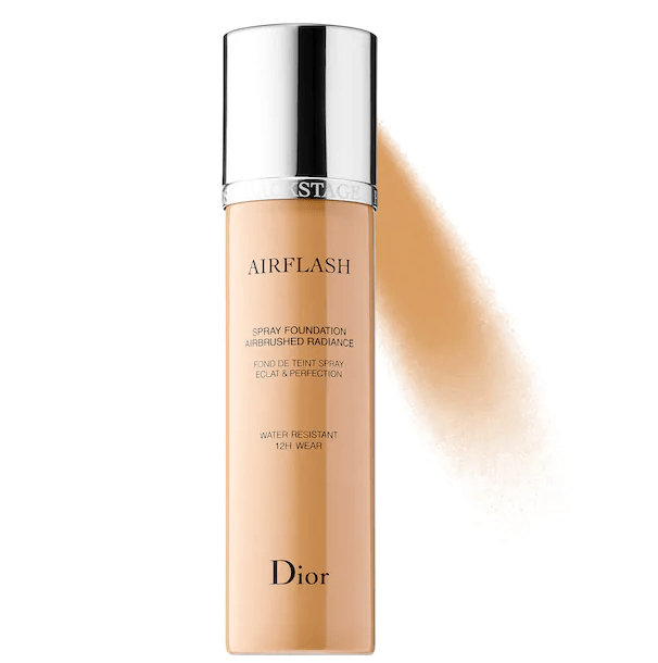 For the perfect, flawless look for photos, Dior Airflash is the #1 choice.