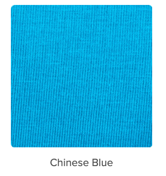 Chinese Blue is both cool and clear.  It is a part of both Winter And Spring Seasonal Color Palette.