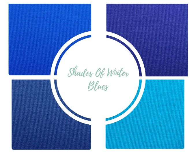 Shades Of Winter Blues