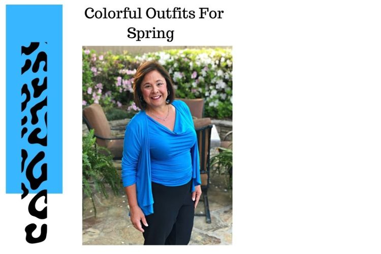 Colorful Outfits For Spring
