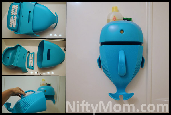 Boon Whale Pod Drain And Storage Bath Toy Scoop Review