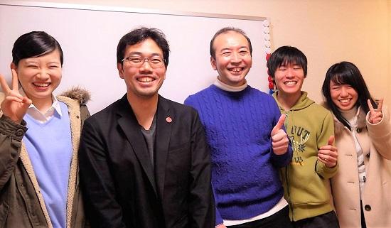 大野智彰先生 にがみ塾にご来塾