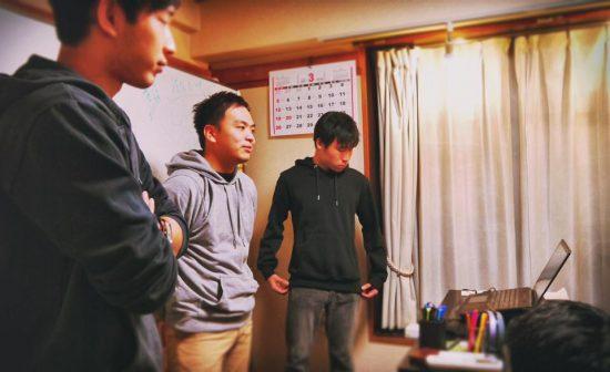 2017.3 先輩へ質問会2