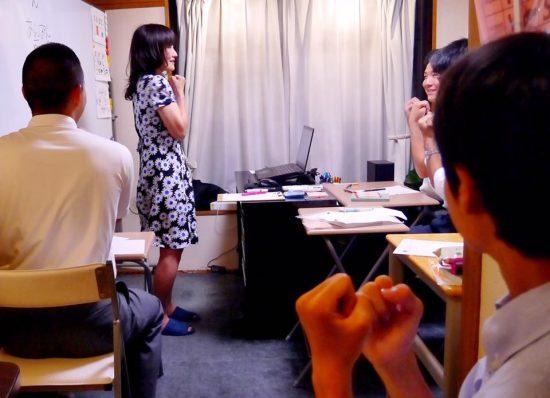 2017.5.29 ハビック真由香先生ご来塾10