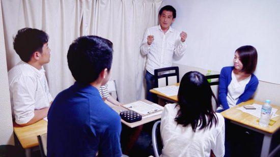 2017.6.5 English Central 松村弘典社長 片山紗織さん4