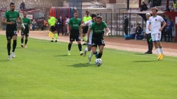 2. Lig Beyaz Grup: Niğde Anadolu FK: 0 – Kocaelispor: 0