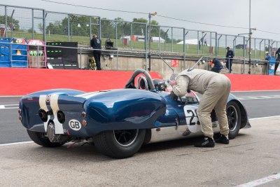 Cooper Monaco King Cobra 1963