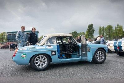 MG-B 1965