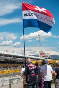 Gran Premio de Espana 2017 spectators