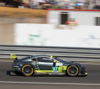 Aston Martin Racing, Aston Martin Vantage, GTE PRO