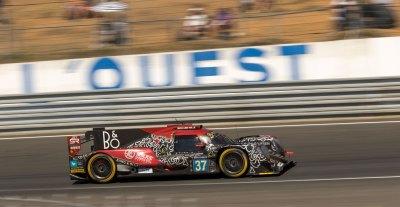 Jackie Chan DC Racing Oreca 07 LMP2 #37