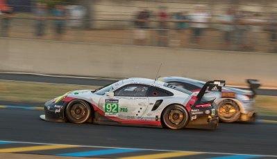 Porshe GT Team, Porsche 911 RSR, GTE PRO