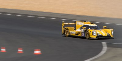 Racing Team Nederland Dallara P217 LMP2