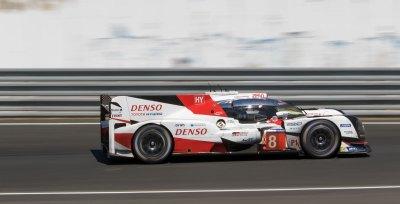 Toyota Gazoo Racing TS050 Hybrid LMP1