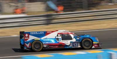 Vaillante Rebellion Oreca 07 LMP2