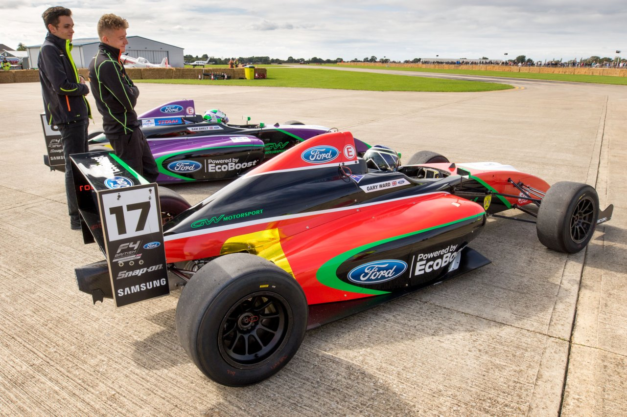 Ford Formula 4 Eco Boost, Sywell Classic