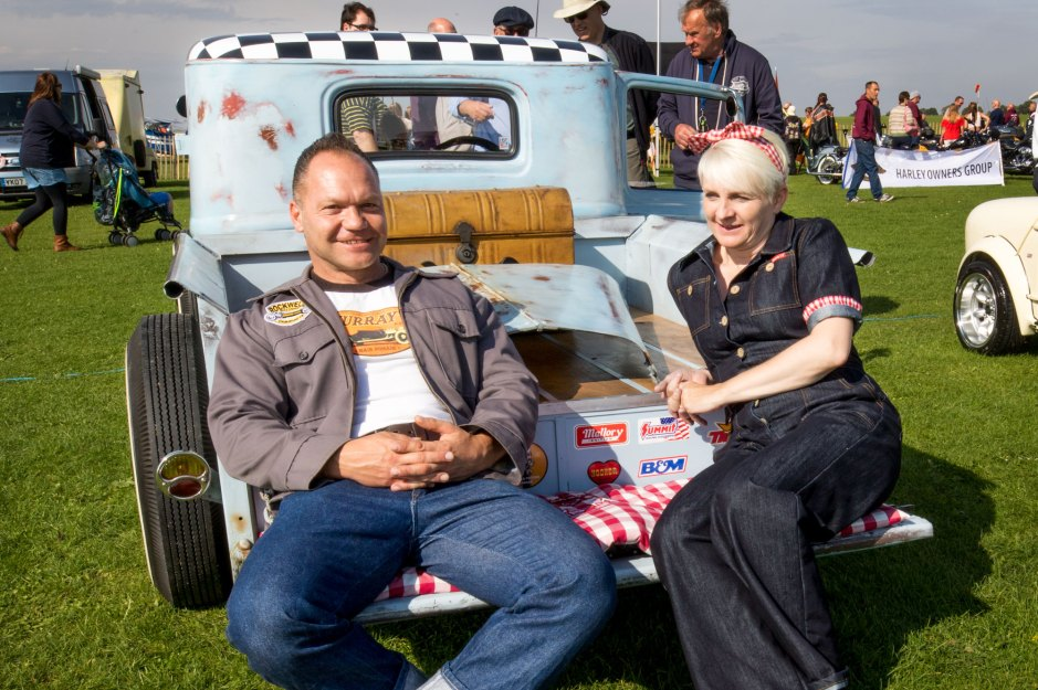 Sywell Classic Pistons and Props show Sept 23 - 24 2017, Sywell Aerodrome, Northamptonshire, England