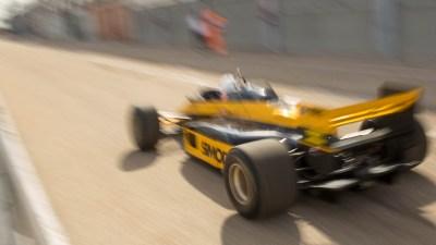 1987 Minardi M187, Circuito del Jarama