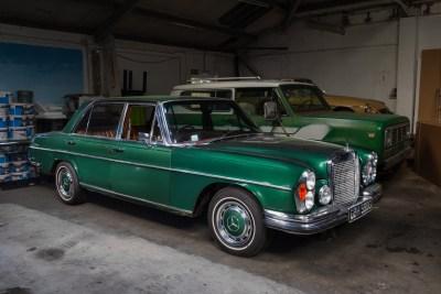 1968 Mercedes-Benz 300 SEL 6.3