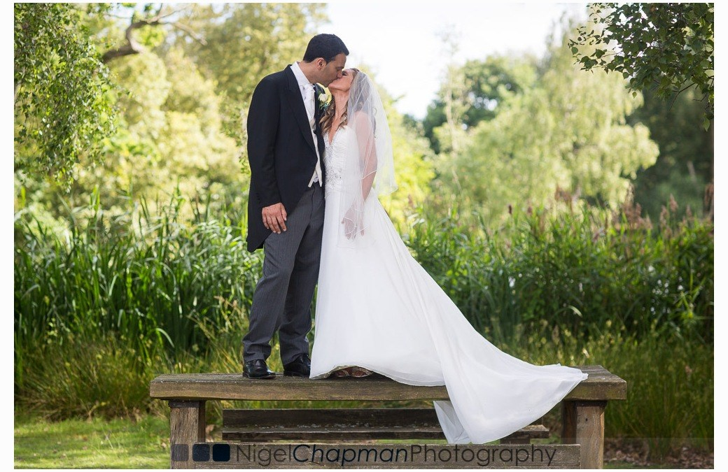 Buckinghamshire Wedding Photography At St Teresa's Church Beaconsfield & Stoke Place – Caroline & Johann 04 July 2015