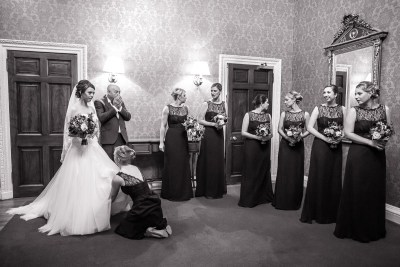 Hedsor House Bridal Party