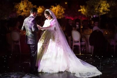 London Bride Wedding First Dance