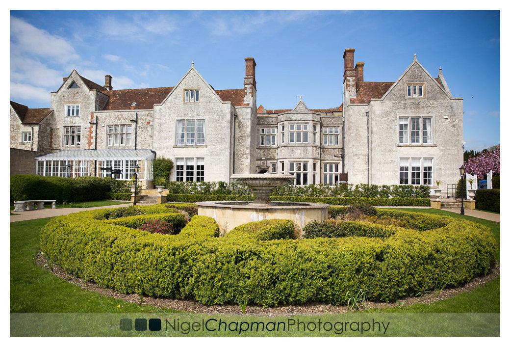Froyle Park Wedding Photography – Eleanor & Dexter 12 April 2017