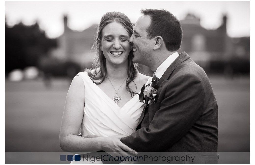 Missenden Abbey Wedding – Mel & Colin