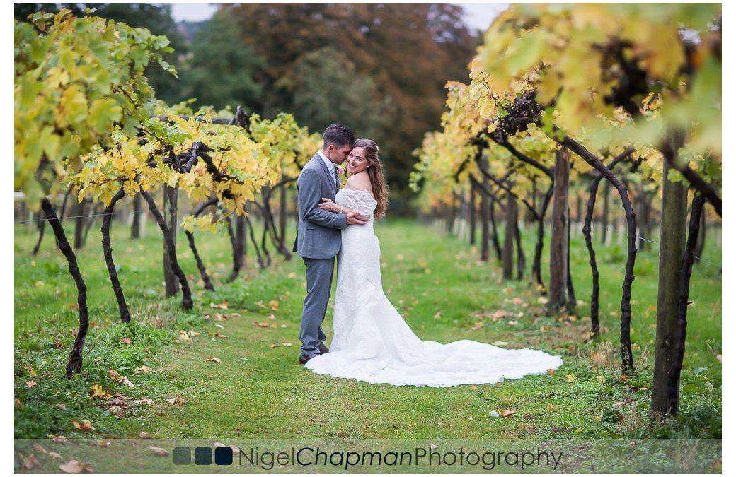 Old Luxters Barn Wedding Photos – Vicki & Lewis