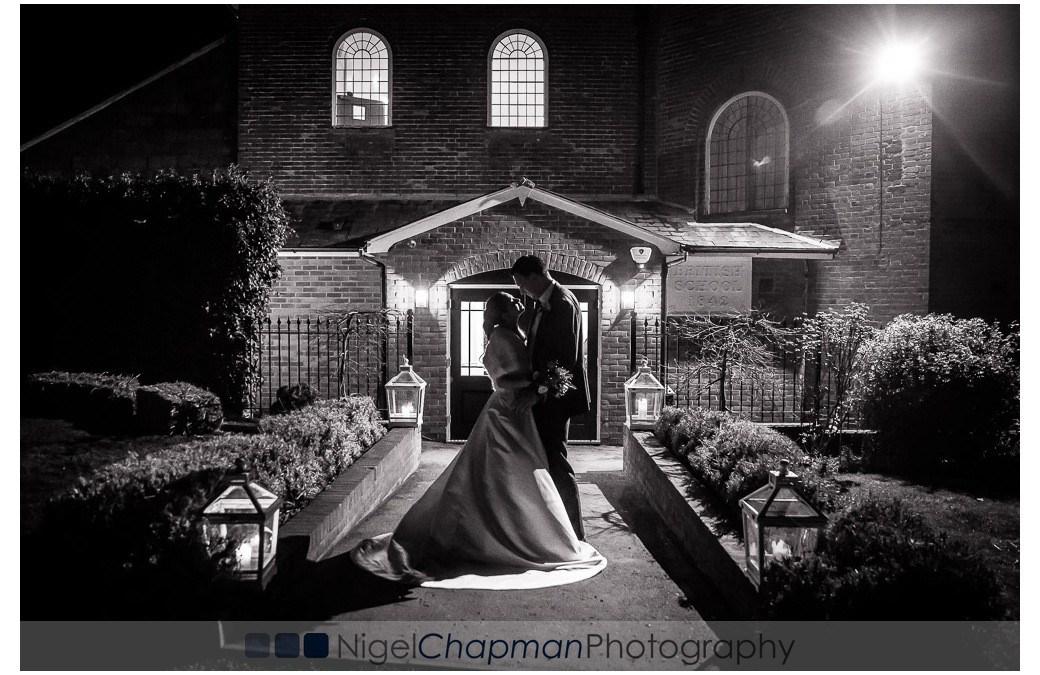 Wedding Photos Kings Chapel – Katy & Russell