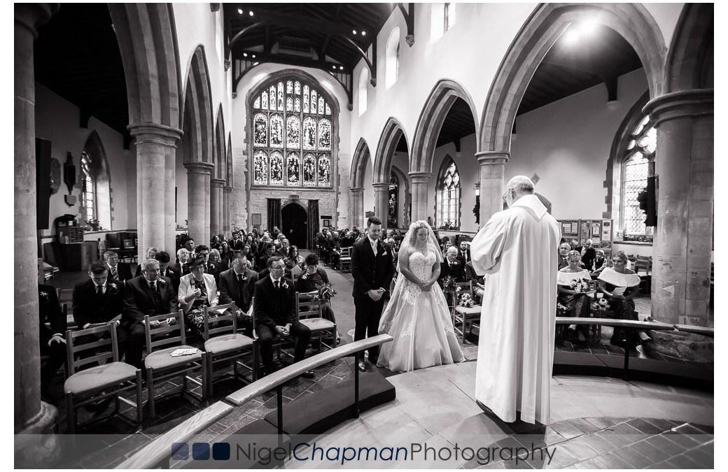 Thame Wedding Photography – Phillie & Steve