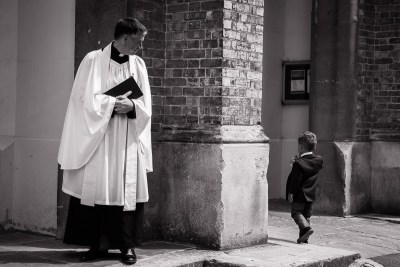 All Saints Church Marlow Vicar Pageboy