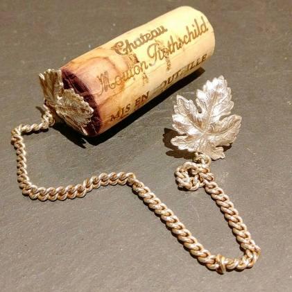 cork and chain