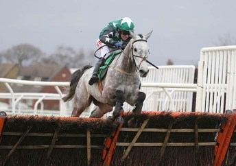 Greybougg winning at Carlisle