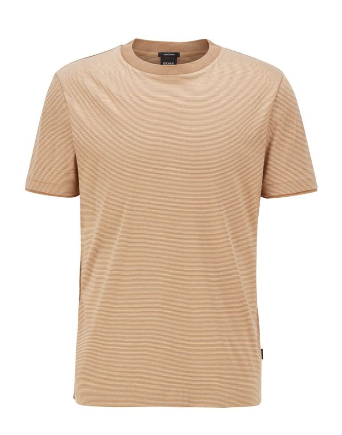 hugo boss beige t shirt 2021