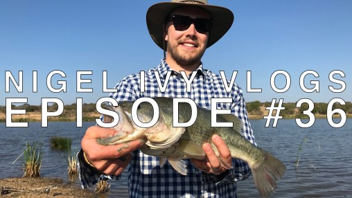 NIGEL IVY VLOGS - I caught a fish and killed a bird & antelope in a day || #36
