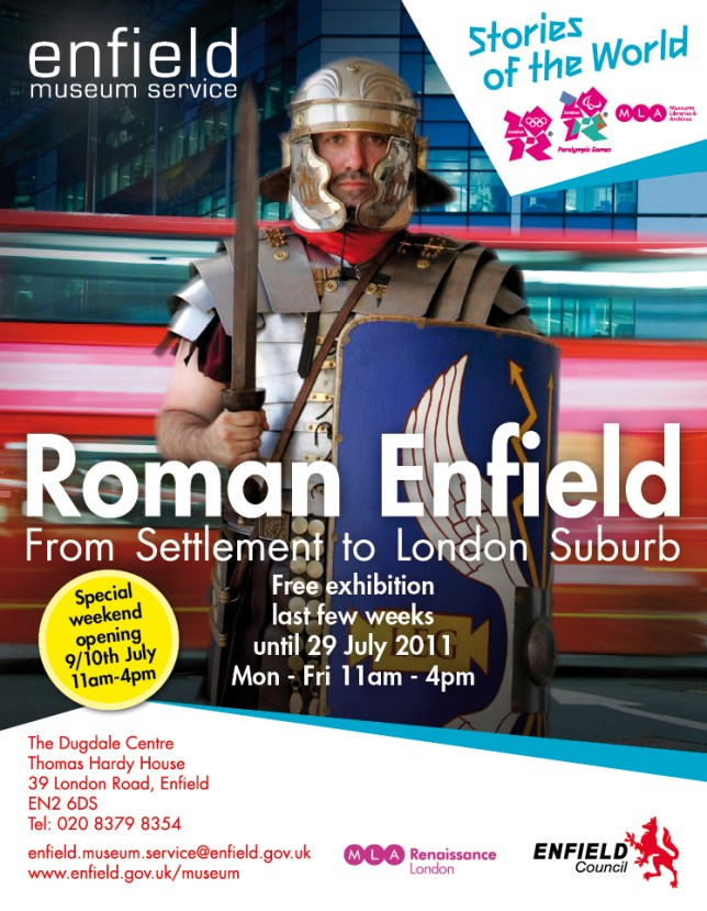 Roman Enfield Exhibition