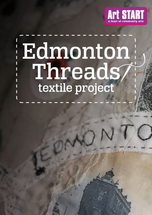 Edmonton Threads Textile Project